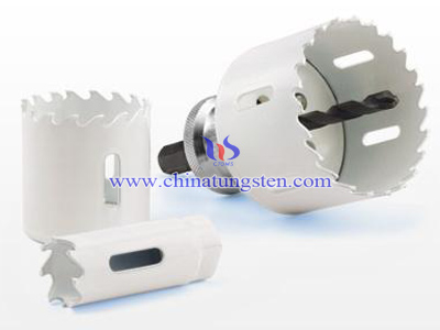 Tungsten Carbide Hole Saws Picture